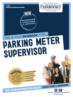 Parking Meter Supervisor