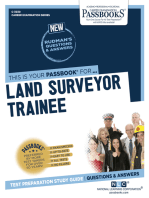Land Surveyor Trainee