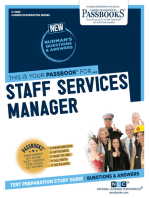 Staff Services Manager