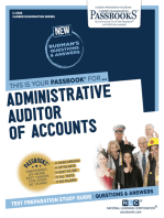 Administrative Auditor of Accounts