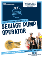 Sewage Pump Operator