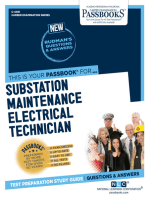 Substation Maintenance Electrical Technician
