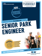 Senior Park Engineer