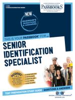 Senior Identification Specialist