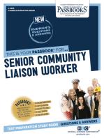 Senior Community Liaison Worker