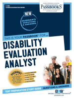 Disability Evaluation Analyst