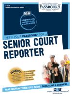 Senior Court Reporter