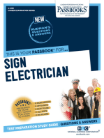 Sign Electrician