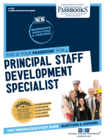 Principal Staff Development Specialist