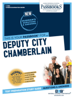 Deputy City Chamberlain