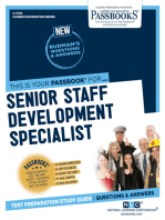 Senior Staff Development Specialist