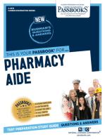 Pharmacy Aide