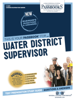 Water District Supervisor