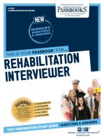 Rehabilitation Interviewer