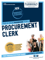 Procurement Clerk