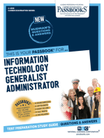 Information Technology Generalist Administrator