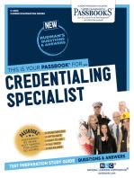 Credentialing Specialist