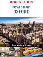 Insight Guides Great Breaks Oxford (Travel Guide eBook)