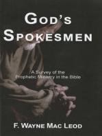 God's Spokesmen