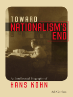 Toward Nationalism's End