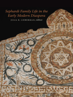 Sephardi Family Life in the Early Modern Diaspora