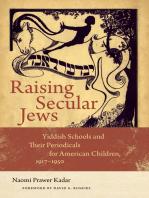 Raising Secular Jews