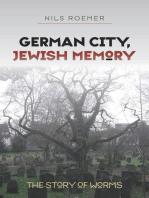 German City, Jewish Memory