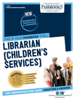Librarian (Children's Services)