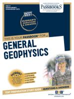 GENERAL GEOPHYSICS