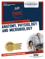 ANATOMY, PHYSIOLOGY, AND MICROBIOLOGY