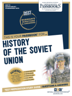 HISTORY (RISE & FALL) OF THE SOVIET UNION