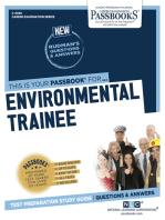 Environmental Trainee