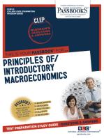 INTRODUCTORY MACROECONOMICS (PRINCIPLES OF)