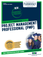 Project Management Professional® (PMP): Passbooks Study Guide