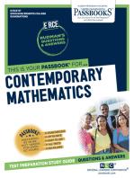 Contemporary Mathematics