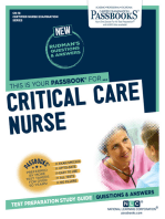 CRITICAL CARE NURSE