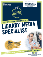 MEDIA SPECIALIST - LIBRARY & AUDIO-VISUAL SVCS. (LIBRARY MEDIA SPECIALIST)