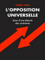 L'opposition Universelle