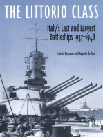 The Littorio Class: Italy's Last and Largest Battleships