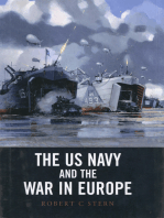US Navy and the War in Europe