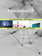 FoundationDB A Complete Guide - 2019 Edition