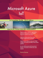 Microsoft Azure IoT A Complete Guide - 2019 Edition