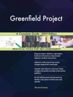 Greenfield Project A Complete Guide - 2019 Edition
