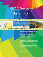 GIAC Security Essentials A Complete Guide - 2019 Edition