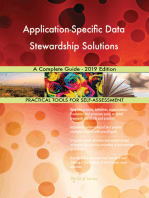 Application-Specific Data Stewardship Solutions A Complete Guide - 2019 Edition