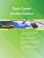 Data Center Modernization A Complete Guide - 2019 Edition