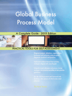 Global Business Process Model A Complete Guide - 2019 Edition