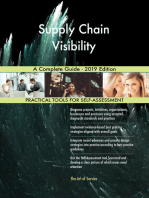 Supply Chain Visibility A Complete Guide - 2019 Edition