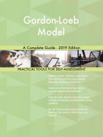 Gordon-Loeb Model A Complete Guide - 2019 Edition