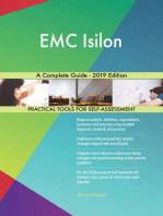 EMC Isilon A Complete Guide - 2019 Edition
